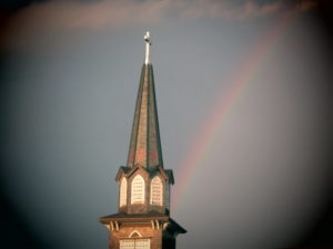 Picture-St Olaf Steeple